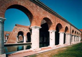Gaggiandre Arsenale 2010 Photo: Giulio Squillacciotti Courtesy: la Biennale di Venezia