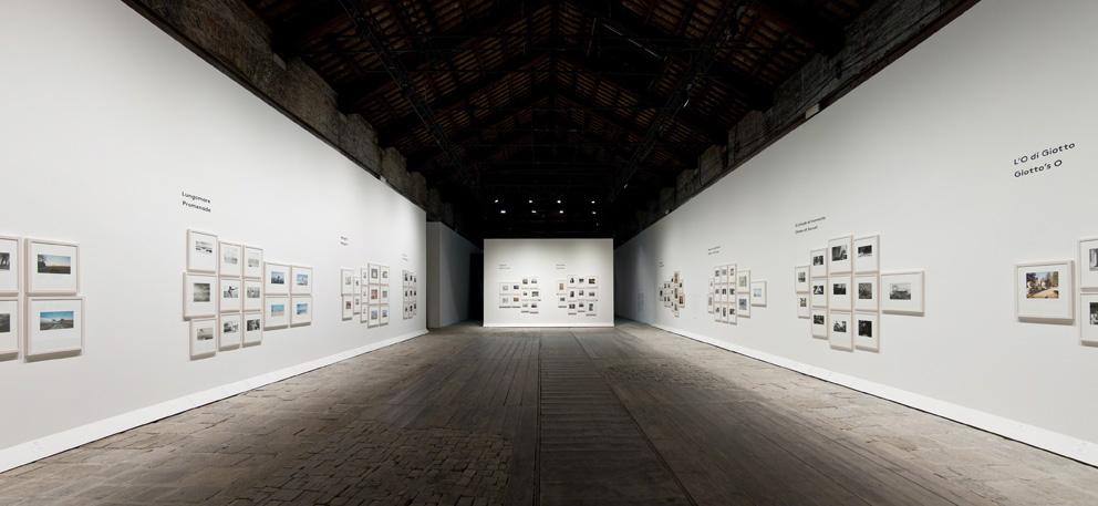 Biennale di Venezia, Padiglione Italia, Ghirri - Vitone