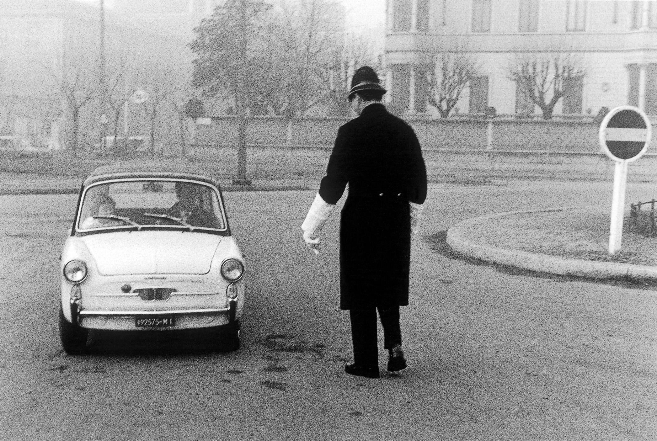Gianni Berengo Gardin, Milano 1959