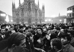 Gianni Berengo Gardin, Milano 1968