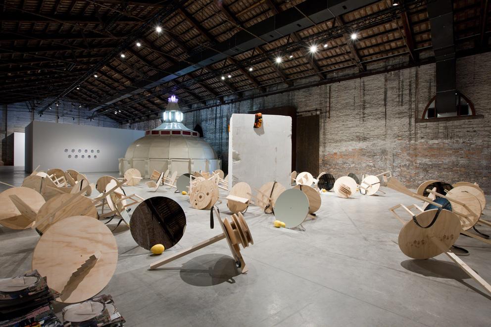 Biennale di Venezia, Padiglione Italia, Marcello Maloberti