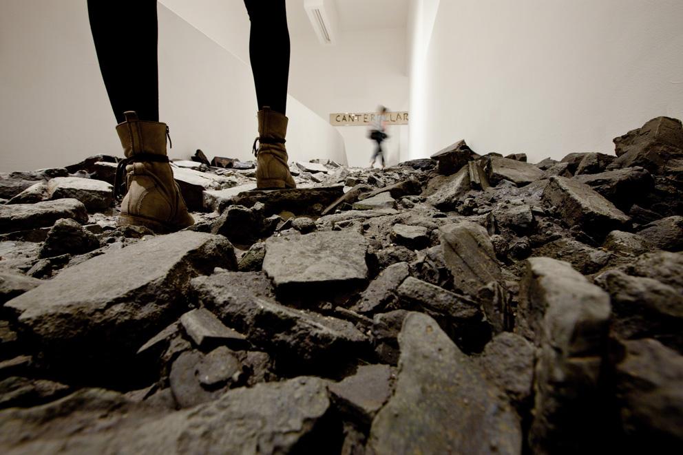 Biennale di Venezia, Padiglione Italia, Bartolini