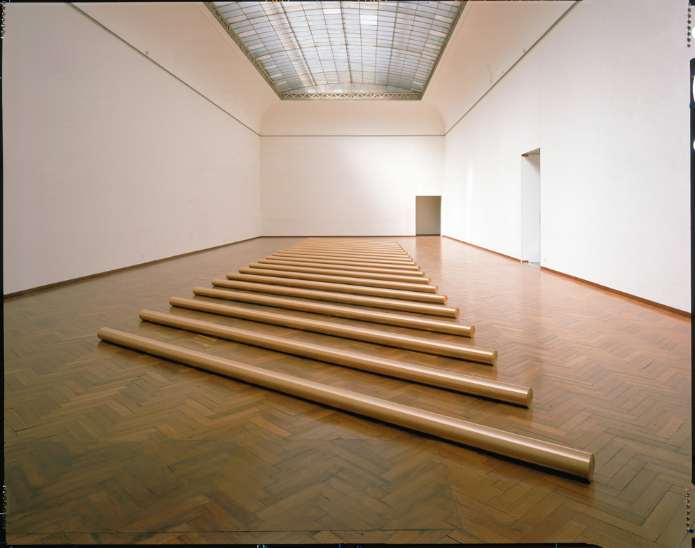 Walter De Maria Apollo's Ecstasy, 1990 Collection Stedelijk Museum Amsterdam
