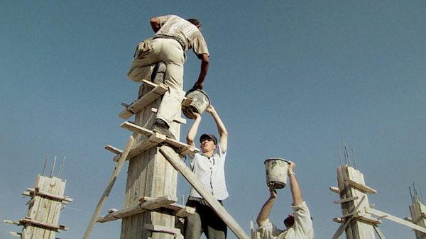 Yael Bartana, Summer Camp, 2007.