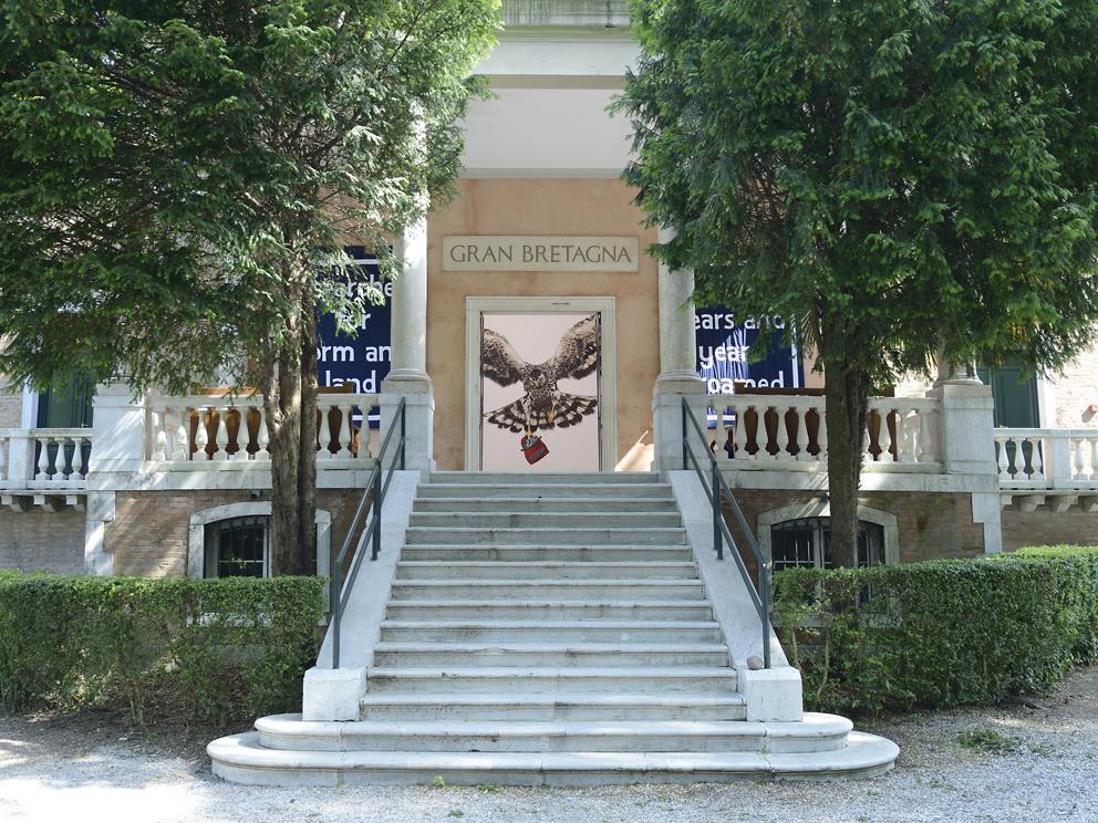 Biennale di Venezia 2013 Gran Bretagna