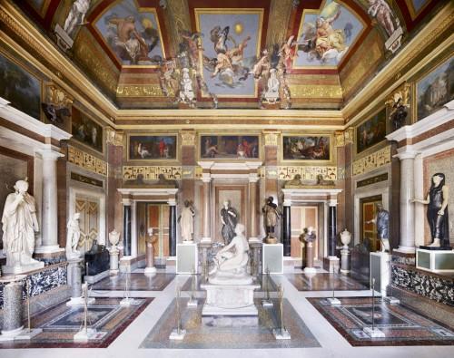 Candida Hofer, Villa Borghese Roma I, 2012