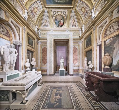Candida Hofer, Villa Borghese Roma X, 2012