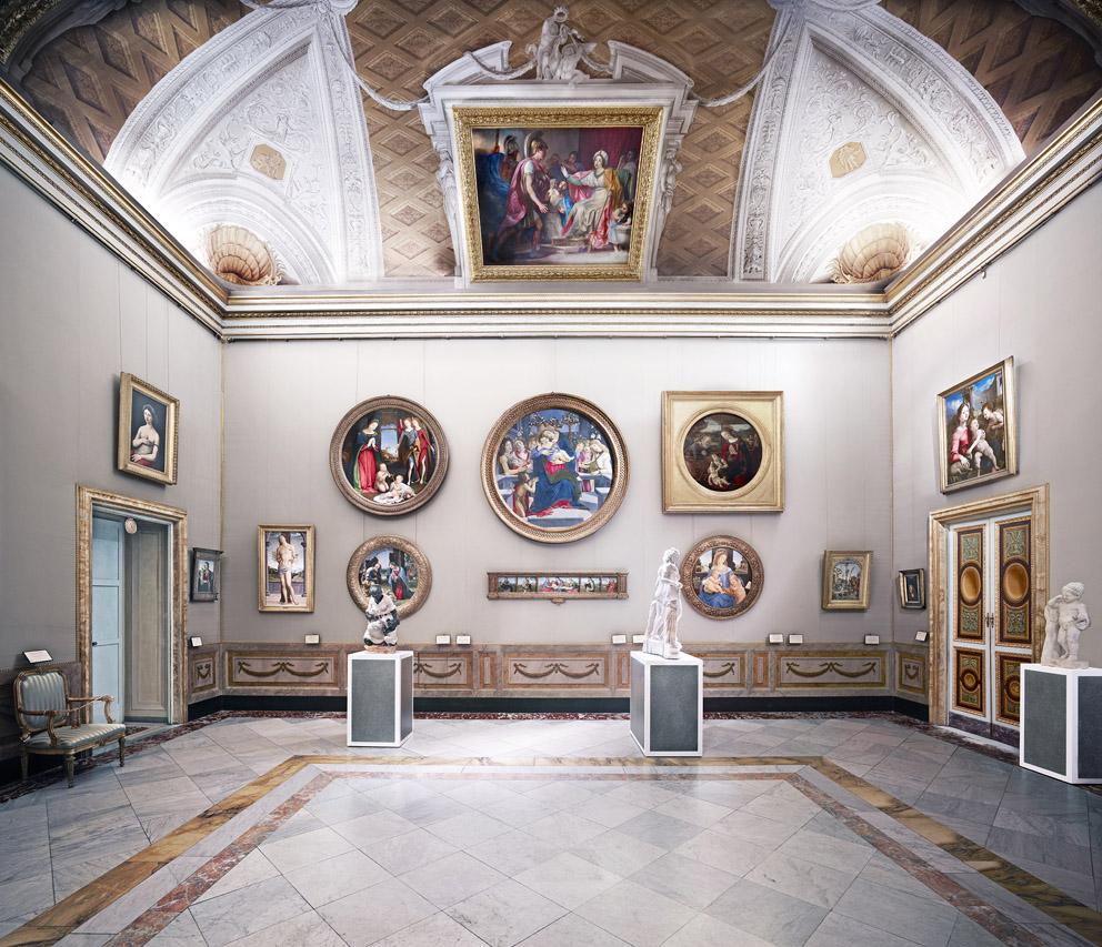 Candida Hofer, Villa Borghese Roma XV, 2012