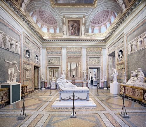 Candida Hofer, Villa Borghese Roma XIII, 2012
