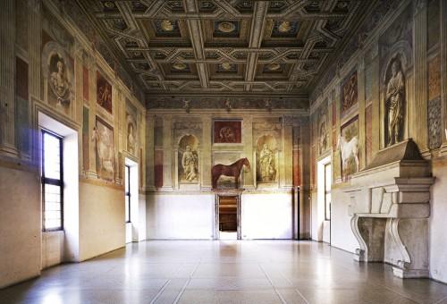 Candida Hofer, Museo Civico Di Palazzo Te Mantova I, 2010