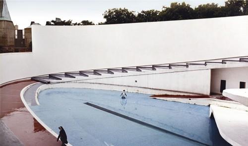 Candida Hofer, Zoologischer Garten London III, 1992