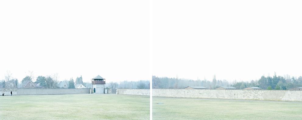 Walter Niedermayr, Sachsenhausen, 23/2007. Courtesy: Galleria Suzy Shammah, Milano and Galerie Nordenhake, Berlin/Stockholm.