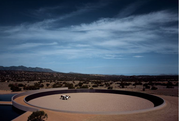 Ranch di Tom Ford, progettato da Tadao Ando