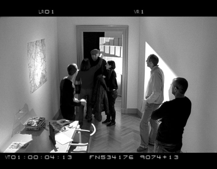 Rossella Biscotti, The Undercover Man, 2008. Courtesy: Prometeogallery, Milano/Lucca.