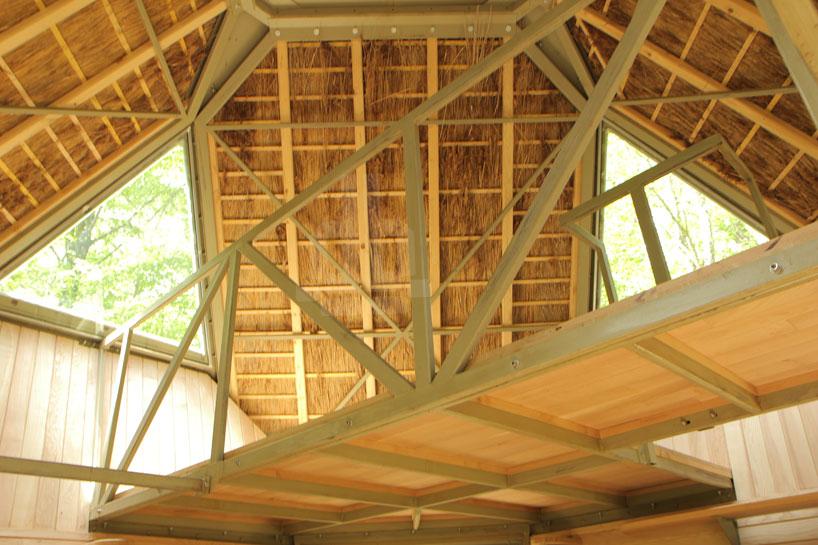 Les Maisons Sylvestres, design di Matali Crasset