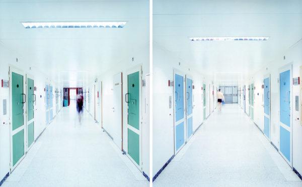 Walter Niedermayr, Raumfolgen, 132/2004. Courtesy: Galleria Suzy Shammah, Milano e Galerie Nordenhake, Berlin/Stockholm.
