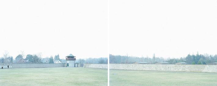 Walter Niedermayr, <em>Sachsenhausen</em>, 23/2007. Courtesy: Galleria Suzy Shammah, Milano e Galerie Nordenhake, Berlin/Stockholm.