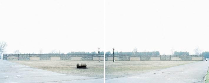 Walter Niedermayr, <em>Sachsenhausen</em>, 3/2007. Courtesy: Galleria Suzy Shammah, Milano e Galerie Nordenhake, Berlin/Stockholm.