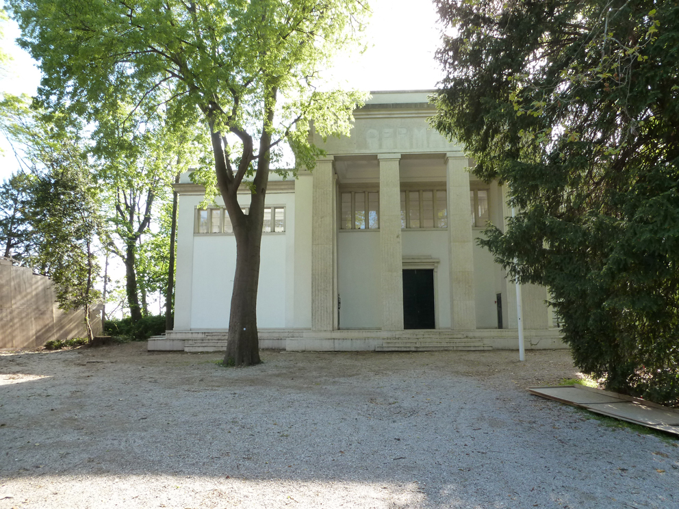 Biennale di Venezia, Padiglione Tedesco, esposizione Francia