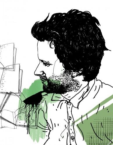 Daniel Gustav Cramer. Ritratto di Karen Hemmingsen www.karenhemmingsen.dk