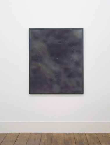 Daniel Gustav Cramer, Untitled (Spiderweb), 2009. Courtesy: BolteLang Galerie, Zurich, Vera Cortes, Lisboa, e/and Daniel Gustav Cramer