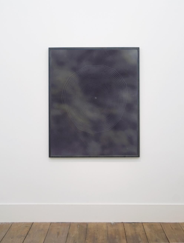 Daniel Gustav Cramer, Untitled (Spiderweb), 2009. Courtesy: BolteLang Galerie, Zurich, Vera Cortes, Lisboa, and Daniel Gustav Cramer.