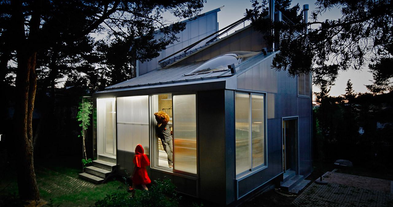 Espinar House, progettata da Miguel de Guzman