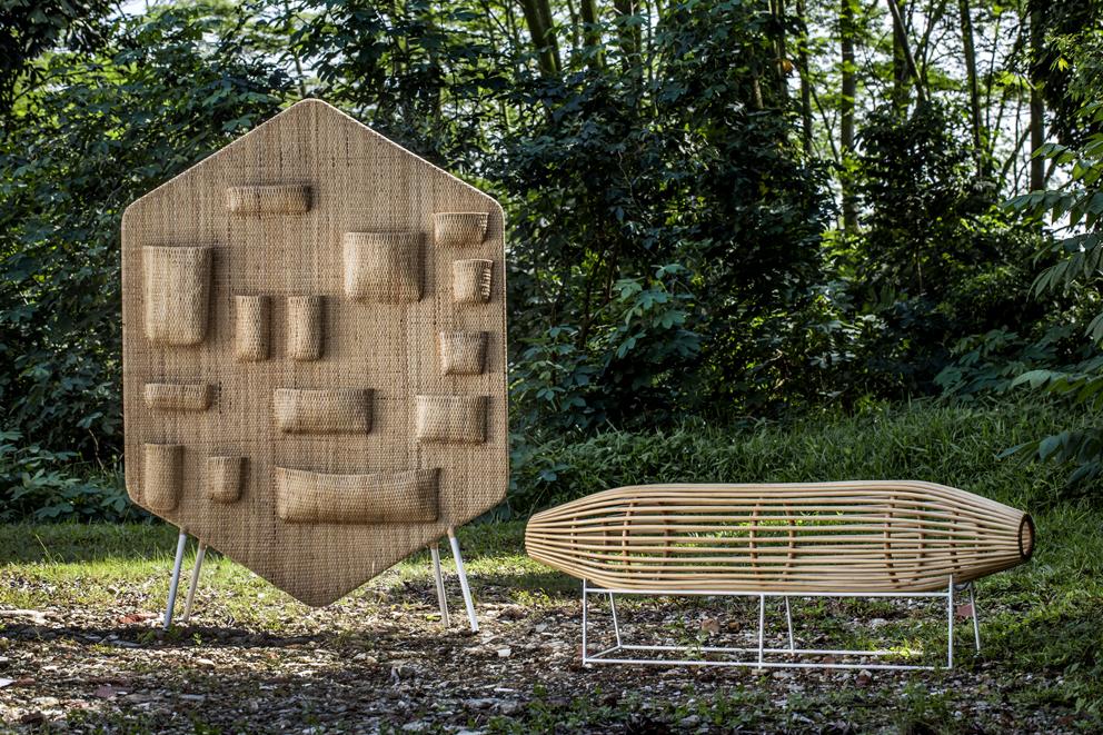 Bilik e Bubu, design di Lanzavecchia + Wai