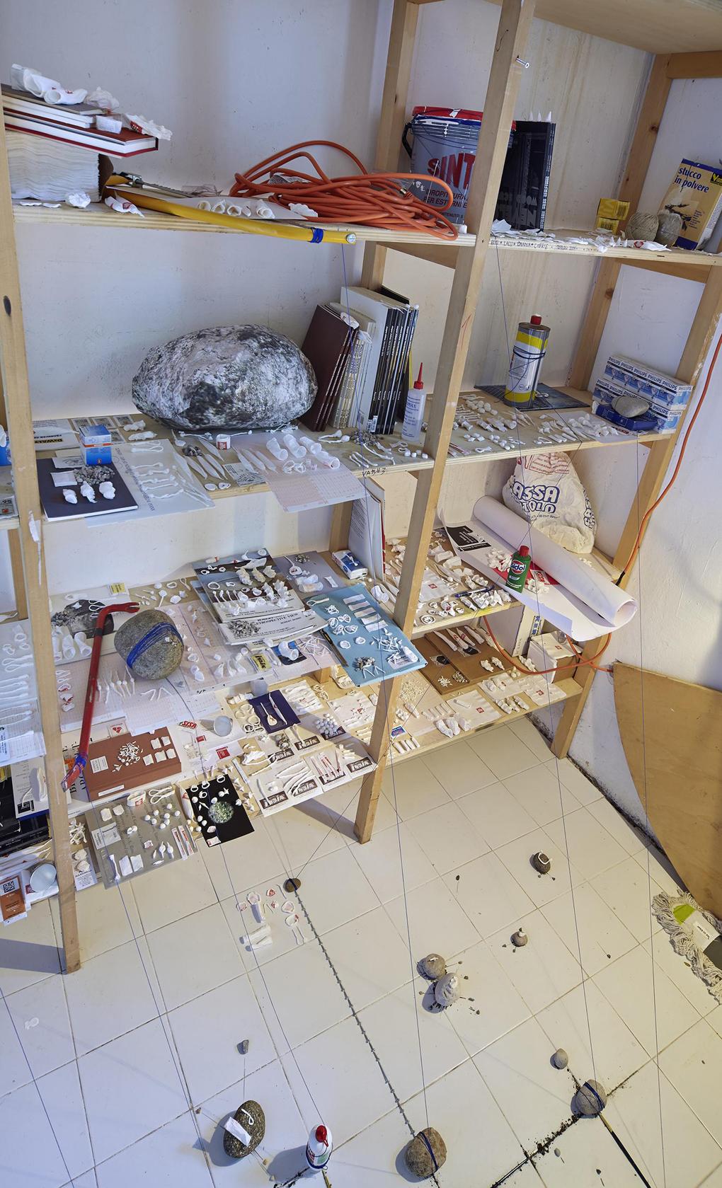 Biennale Arte 2013, Padiglione USA