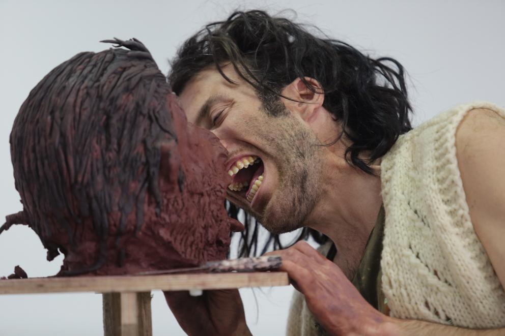Gilad Ratman, The Workshop, 2013. Biennale di Venezia 2013. Padiglione Israele.