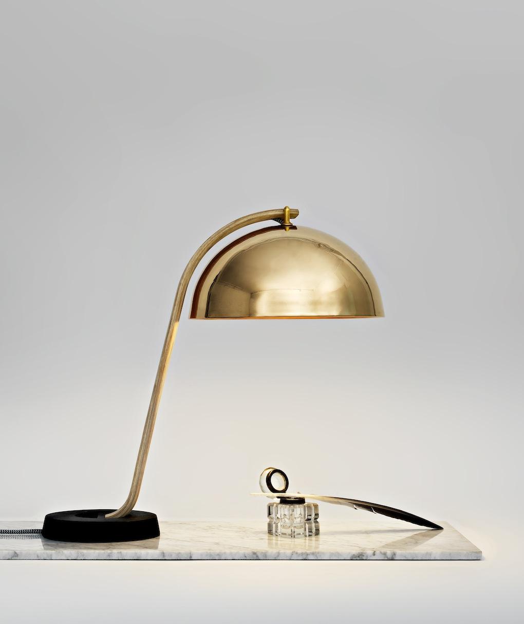 Lampada Cloche, design di Lars Beller