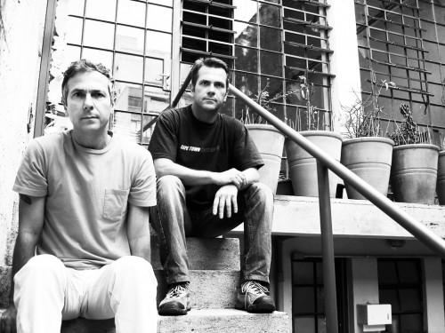 Fernando & Humberto Campana, 2006. Photo: Lelia Arruda