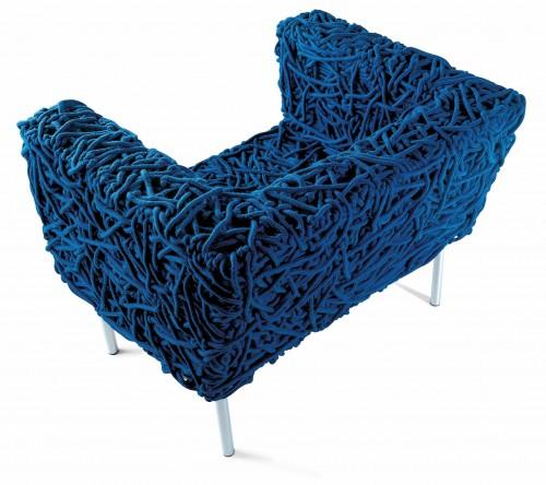 F+H Campana, Vermelha, 1998. Design per/for Edra