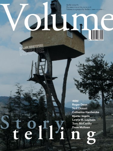 Volume magazine, issue #20, 2009