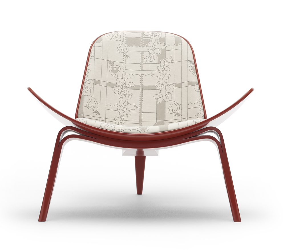 Maharam Shell Chair