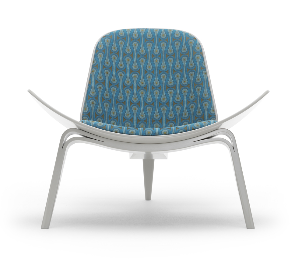 Maharam Shell Chair