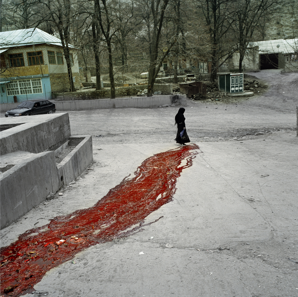 Davide Monteleone, Republic of Dagestan, Russia 2009.