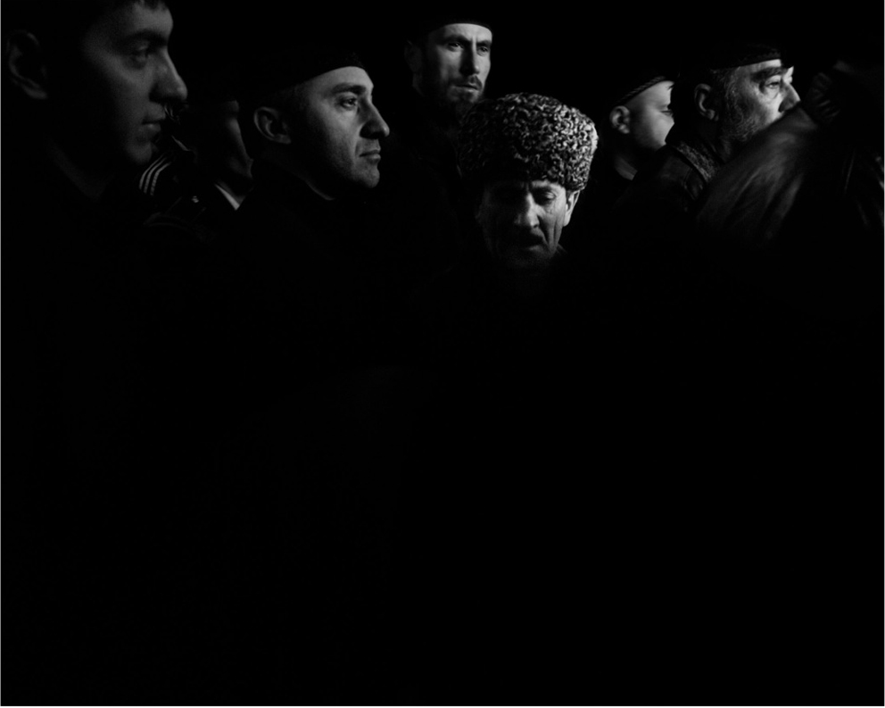 Davide Monteleone, Spasibo, Cecenia, Russia, 2013. © Davide Monteleone