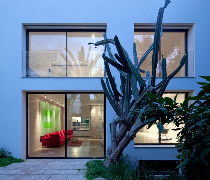 Pitsou Kedem Architects villa Tel Aviv