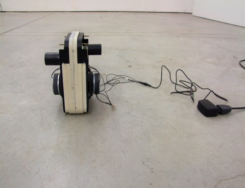 Alberto Tadiello, Switch, 2008. Courtesy: T293, Napoli