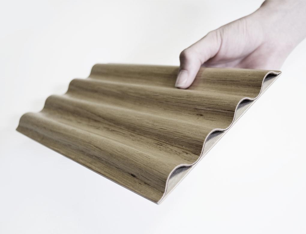 Tavolo Ripple, design di Benjamin Hubert