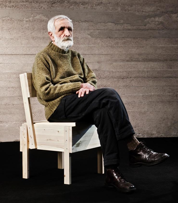 Interview With Architect Giovanni Francesco Frascino: Enzo Mari