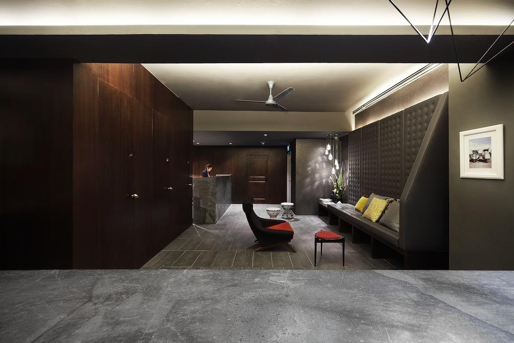 Hotel POD, Singapore