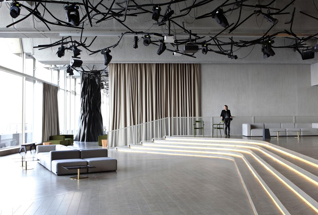 Electric, design di Mathieu Lehanneur