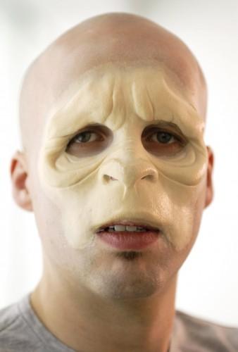 Michael Fliri, From the forbidden zone (make-up), 2009.
