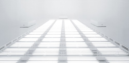 Décosterd & Rahm, Hormonorium, Swiss Pavilion, 8th Venice Architecture Biennale, 2002