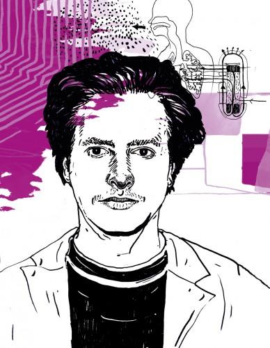 Philippe Rahm, ritratto di Karen Hemmingsen