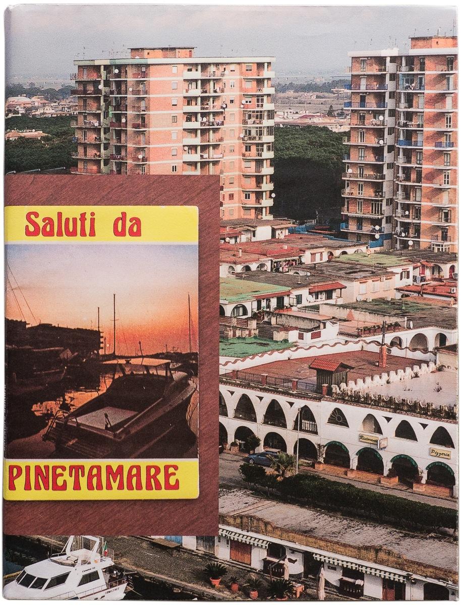 Saluti da PINETAMARE di Salvatore Santoro.