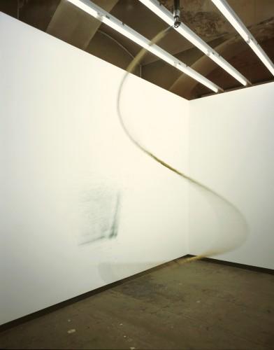 Lara Favaretto, È così se mi interessa, 2006. Collezione MAXXI, Roma. Photo: Paolo Pellion di Persano