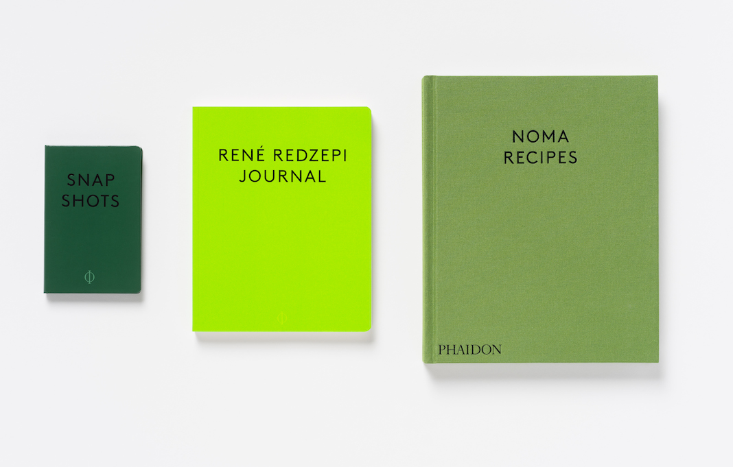 René Redzepi: A Work in Progress